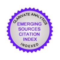Emerging Sources Citation Index (ESCI)