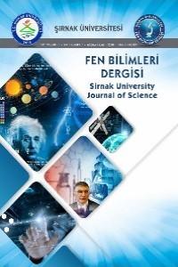 Sirnak University Journal of Science