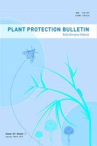 Plant Protection Bulletin