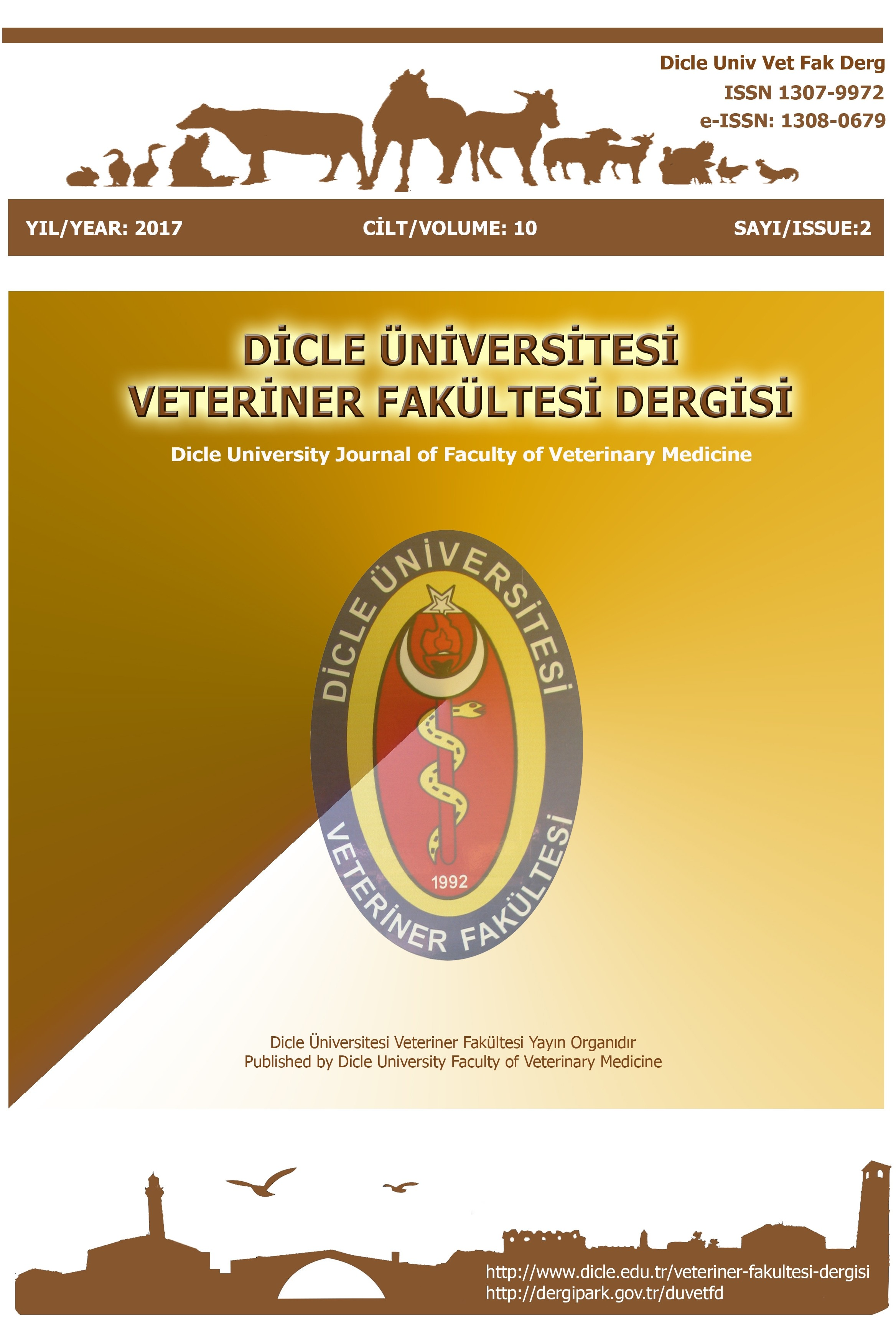 The Journal of Faculty of Veterinary Medicine