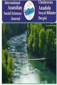 International Anatolian Journal of Social Sciences