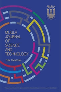 Mugla Journal of Science and Technology