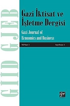 Gazi Journal of Economics and Business