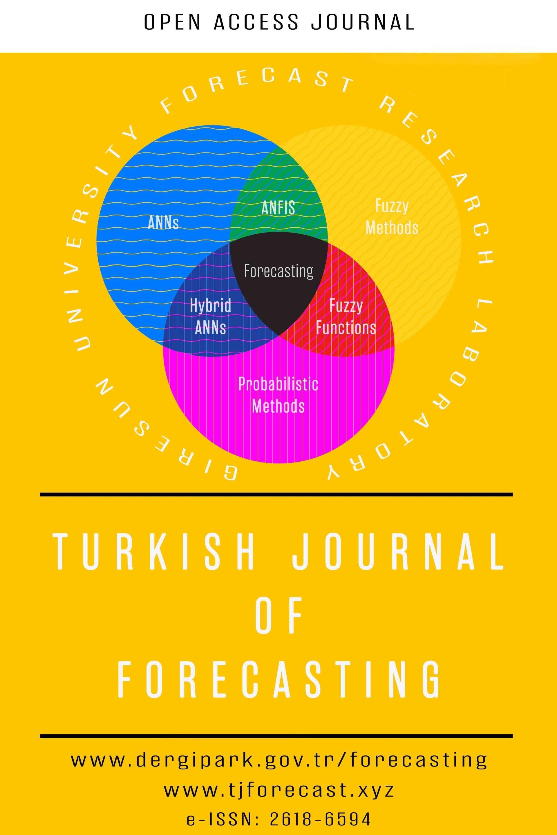 Turkish Journal of Forecasting