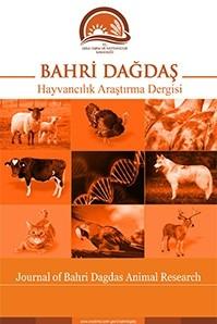 Journal of Bahri Dagdas Animal Research