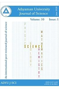 Adıyaman University Journal of Science