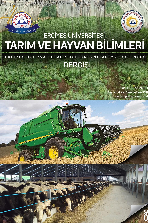Erciyes Tarım ve Hayvan Bilimleri Dergisi