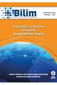 Artıbilim: Adana Bilim ve Teknoloji Üniversitesi Sosyal Bilimler Dergisi