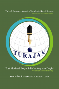 Turkish Research Journal of Academic Social Science