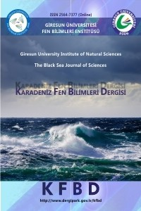 The Black Sea Journal of Sciences
