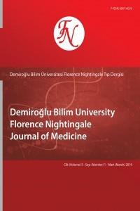 Istanbul Bilim University Florence Nightingale Journal of Medicine
