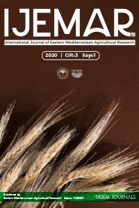 International Journal of Eastern Mediterranean Agricultural Research