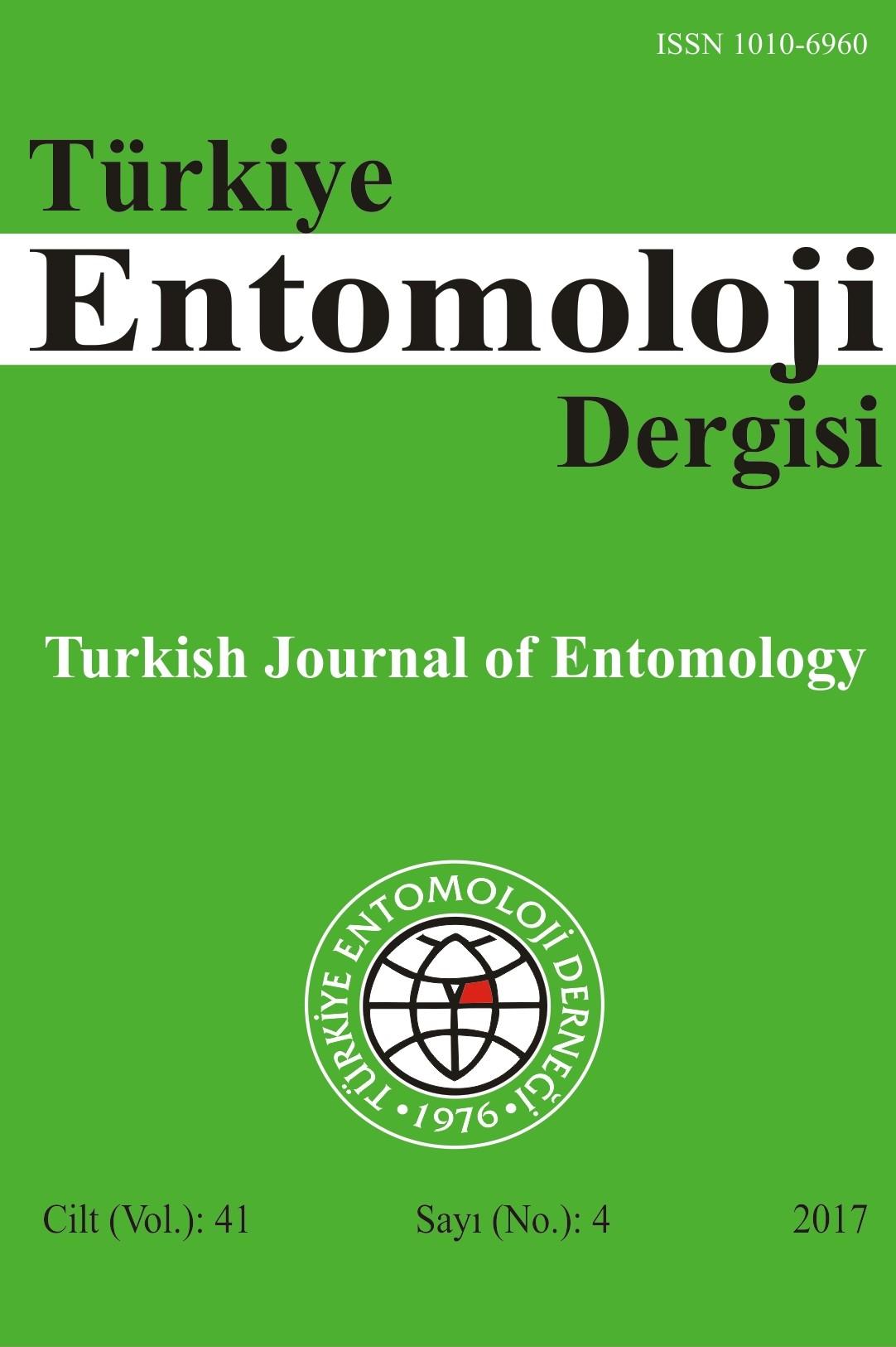 Turkish Journal of Entomology
