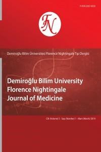 Demiroğlu Bilim Üniversitesi Florence Nightingale Tıp Dergisi