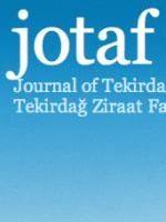 JOTAF / Tekirdağ Ziraat Fakültesi Dergisi
