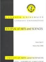 Cankaya University Journal of Arts and Sciences